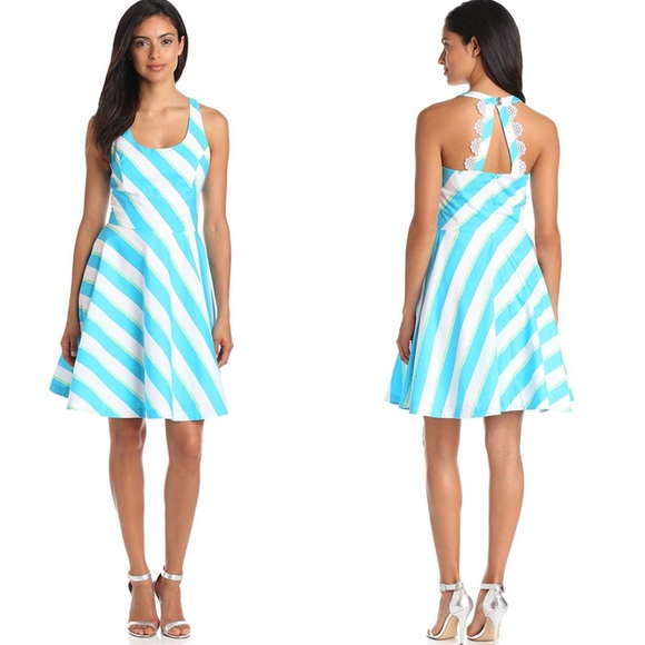 Lilly Pulitzer Dresses & Skirts - Lilly Pulitzer Zo Dress Turquoise